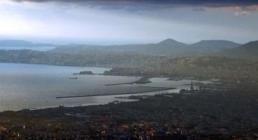 Гавань Неаполя.