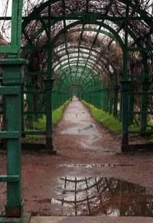 Галереи Верхнего парка. Петродворец.