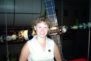"""Международная космическая станция """"Мир"""". Kennedy Space Center, Мыс Канаверал."""