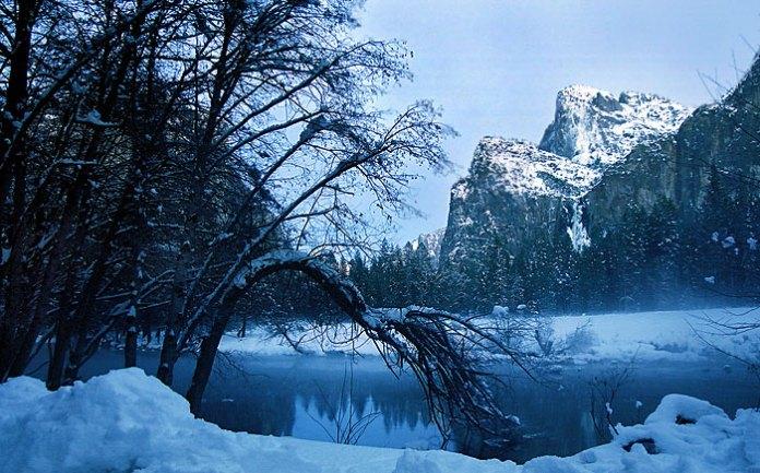 Yosemite valley.