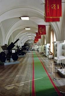 Музей артиллерии и инженерных войск.