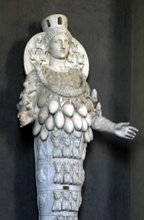 Богиня плодородия. Ватиканские музеи.