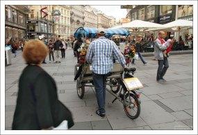 Вело-экскурсовод - популярная профессия в Вене.