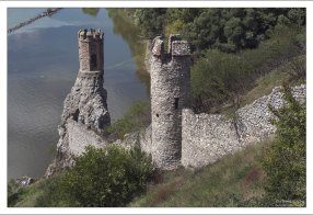 Башня породила легенды о том, что с этого уступа бросались в воды Дуная девы от неразделенной любви.