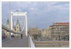 Мост Эржебет (Erzsébet híd).