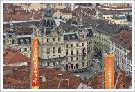 Главная Ратуша Граца (Graz Rathaus).