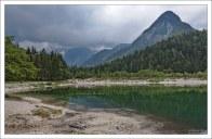 Альпийское озеро Jasna.