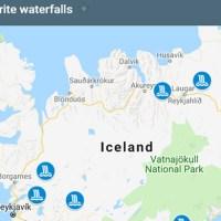 Исландия: 10 любимых водопадов
