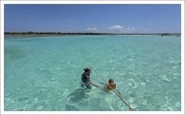 Невероятная вода на El cielo.