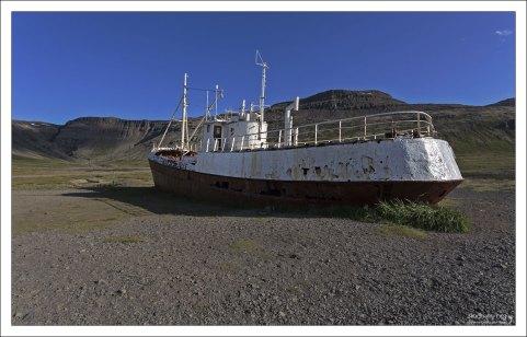 Судно Garðar BA 64 было построено норвежцами в 1912 году.