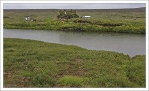 Землянка (turf house) Saenautasel.