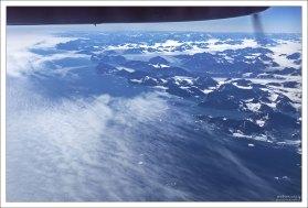 Приближаемся к острову Гренландия.