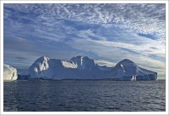 Ночная фотоохота на айсберги.