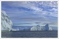 Залив Диско был открыт в 985 году викингом Эриком Рыжим.
