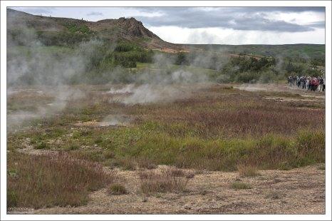 Долина Haukadalur упоминается в исторических документах с 1294 года.