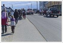 Ilulissat - третий по количеству населения город Гренландии.