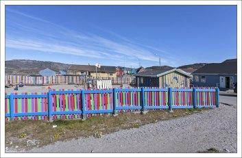 Гренландский детский садик.