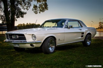Ford Mustang -67
