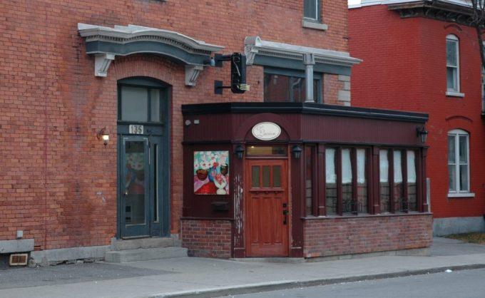 Ottawa Chez Lucien Byward Market
