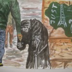 pictura Gabriel Mesesan cersetoare