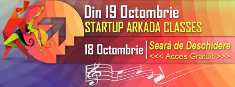 Arkada Dance & Art Studio Cluj