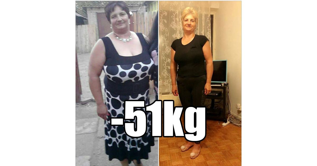 ULUITOR! -51kg intr-un an, si un nou stil de viata!