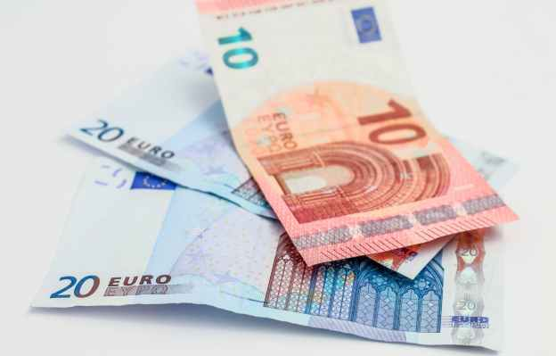 money bills currency euros