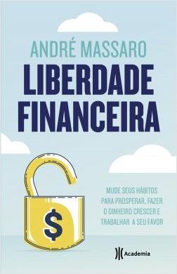 Capa do livro Liberdade Financeira
