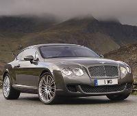Automóvel Bentley Continental GT