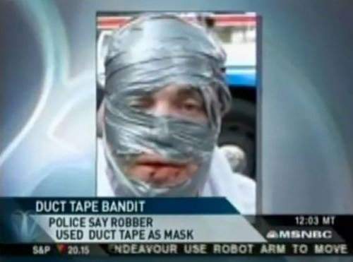 duct tape guy