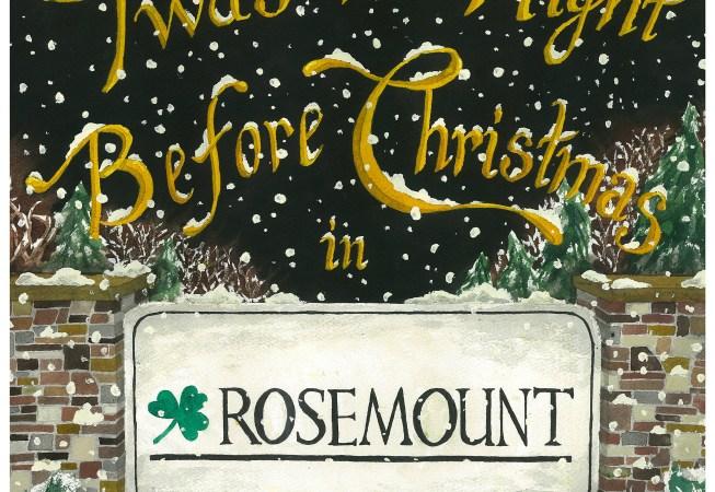 'Twas the Night Before Christmas in Rosemount