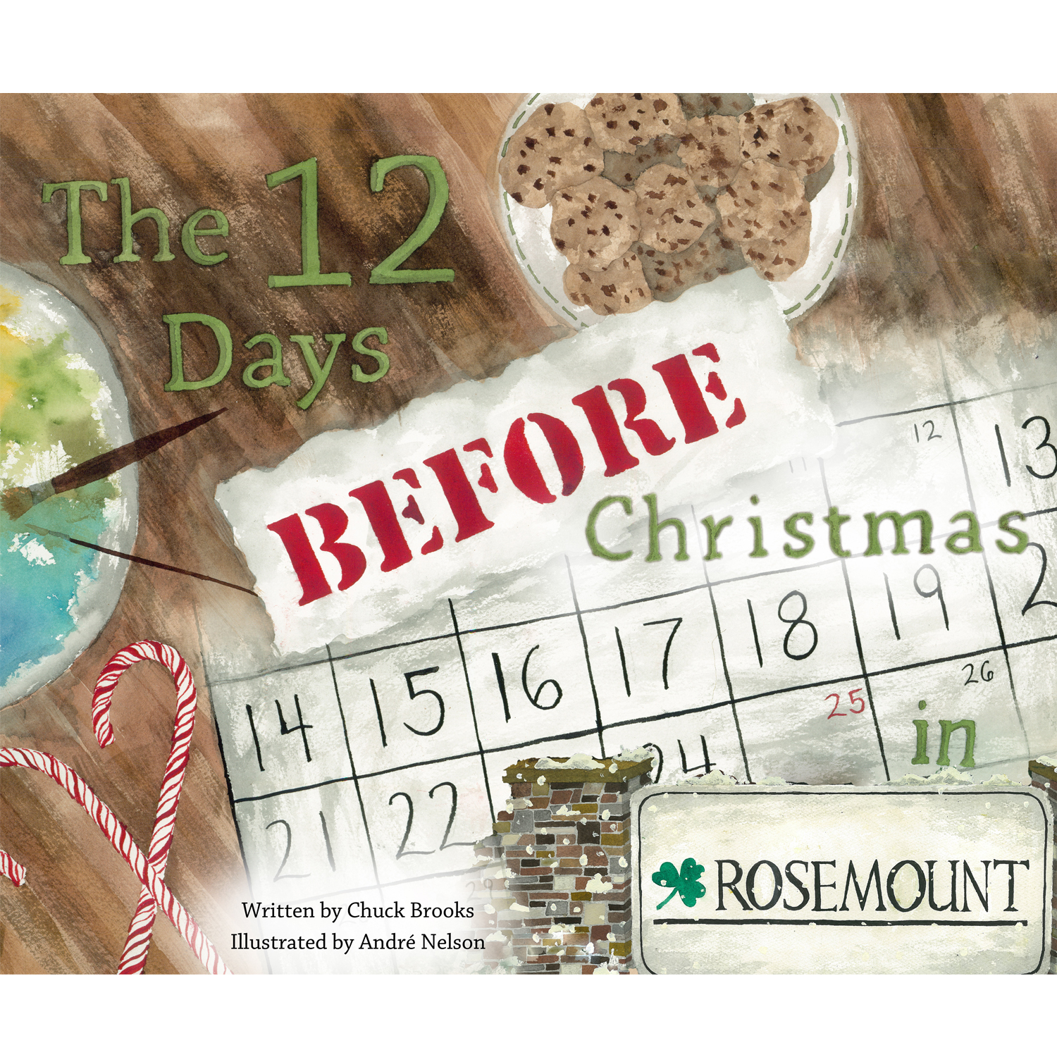 The 12 Days BEFORE Christmas in Rosemount