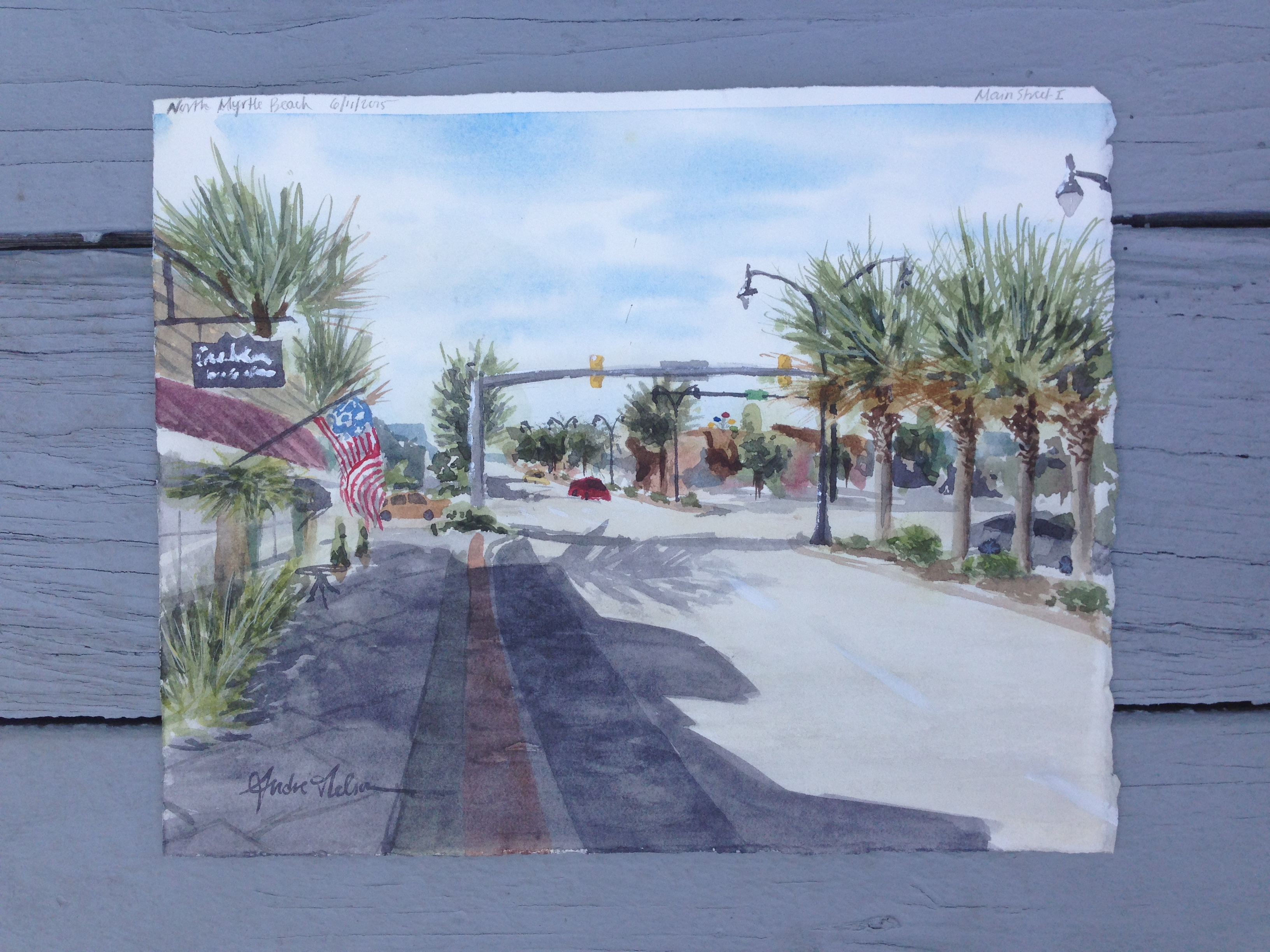 Main Street, North Myrtle Beach