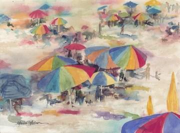 Rainbows on the Beach
