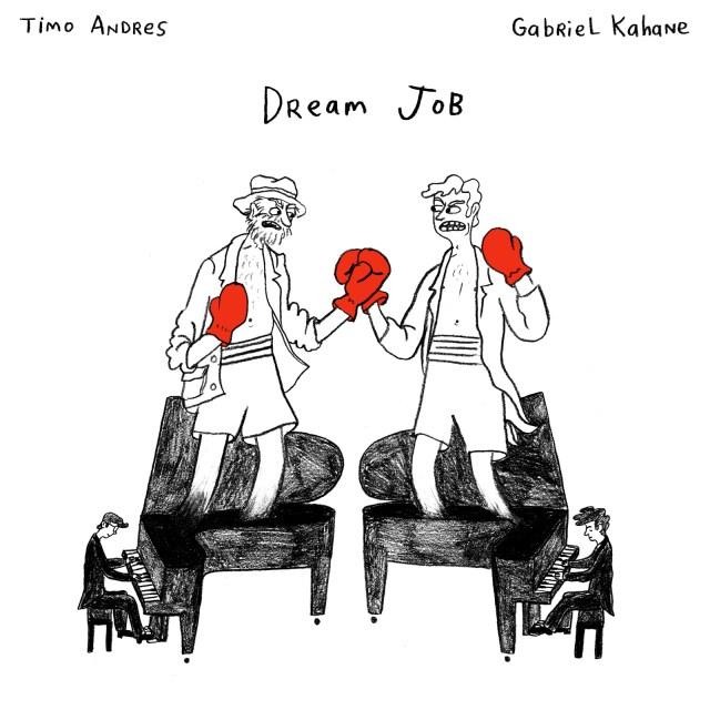 Dream Job album cover