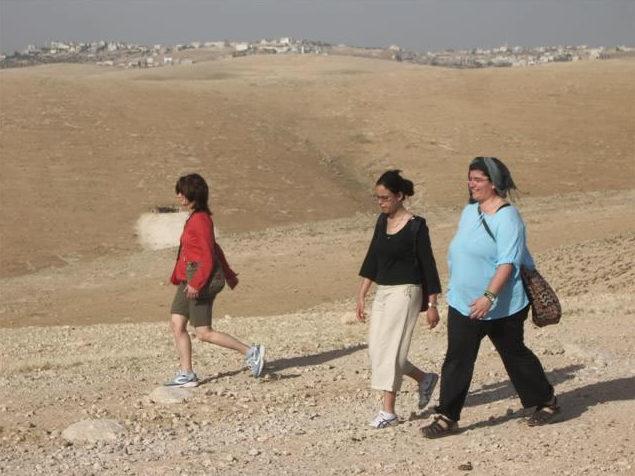 Camminata nel deserto e pranzo regale