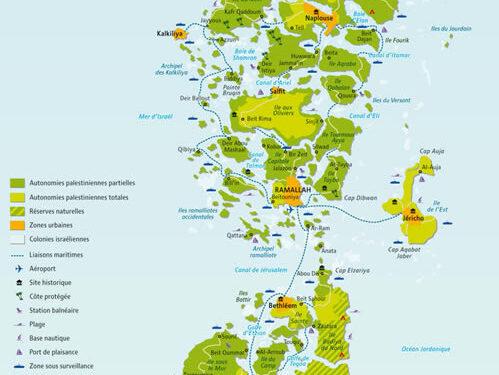 Arcipelago palestina