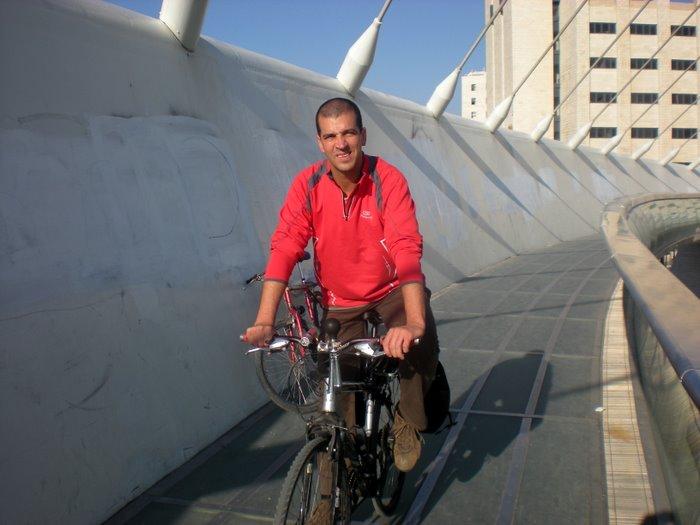 Giro in bici e rischio linciaggio