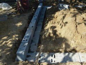 Una casa in mattoni per una famiglia di Gaza