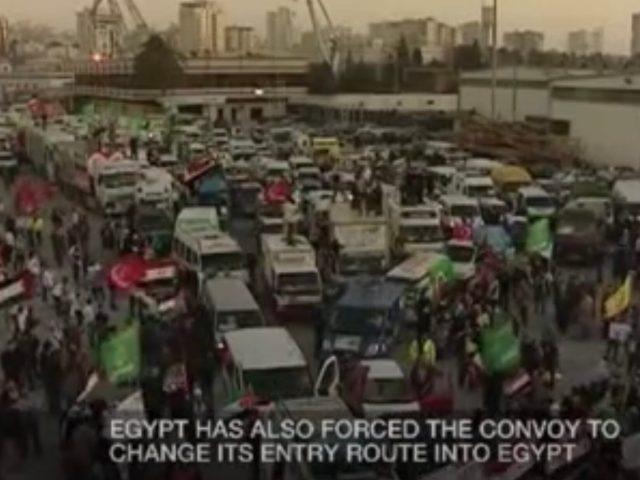 """Gaza e il """"muro di ferro"""" egiziano – Rassegna"""