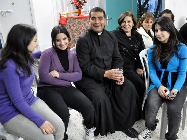 Gaza: una vita parrocchiale intensa!