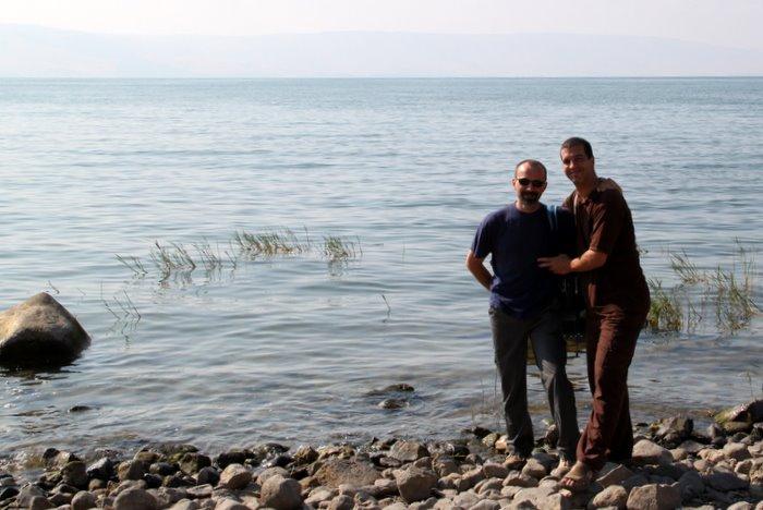 Tra le case di Gesù e tra i monti dell'alta Galilea