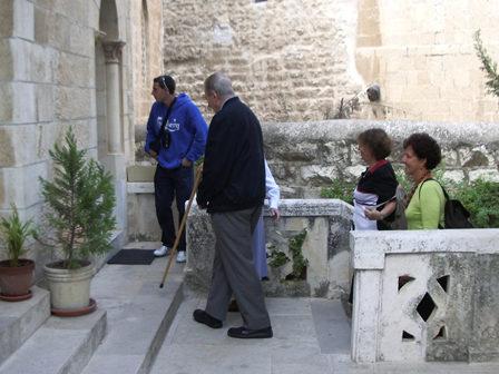 Messa con Martini, Yad Washem, Nevé Shalom