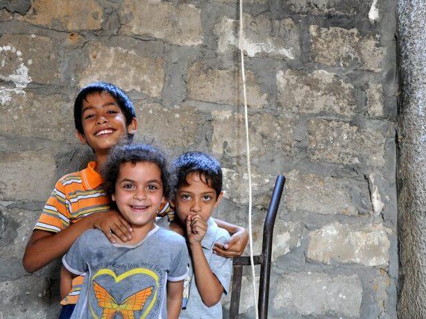 Visite alle famiglie di Gaza