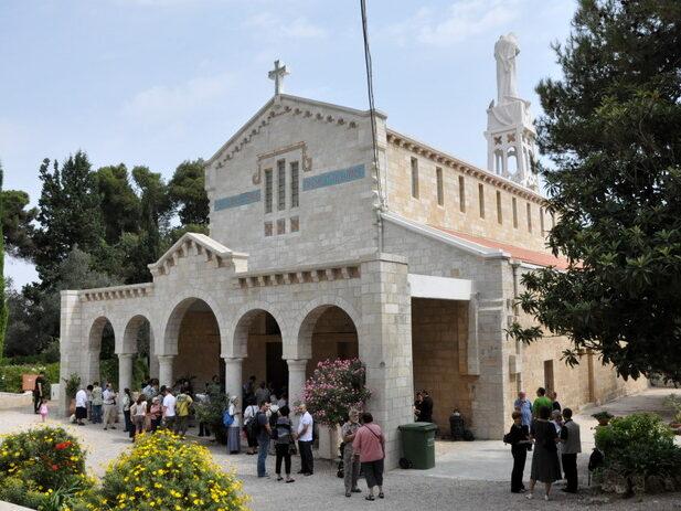 Le qehillot in festa a Kiryat Yearim