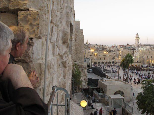 Tra le sinagoghe del quartiere ebraico