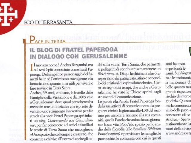 """""""Il blog di fratel Paperoga…"""""""