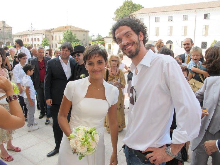 Il matrimonio di Costanza a Quingentole
