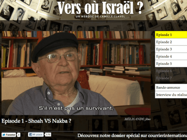 Vers où Israël – video documentario