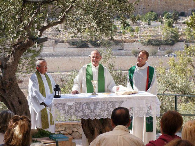 Amici di Giovanni in Terra Santa